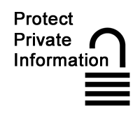 Protect Private CRM Information